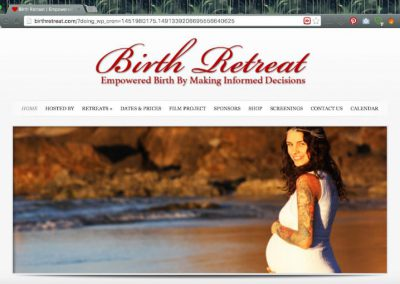 Birth Retreat